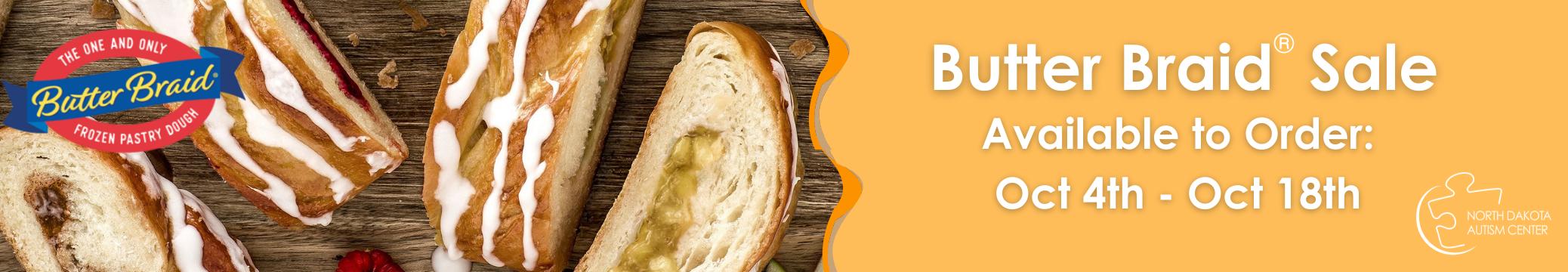 Butter Braid Fundraiser